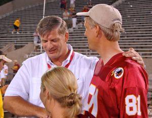 Jim Lachey Redskins